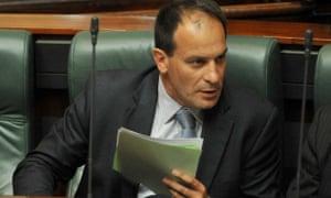 Geoff Shaw MP