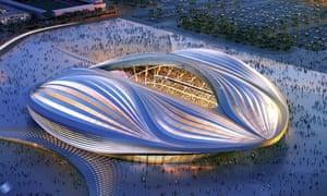 Qatar stadium