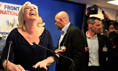 TOPSHOTS French far-right Front National