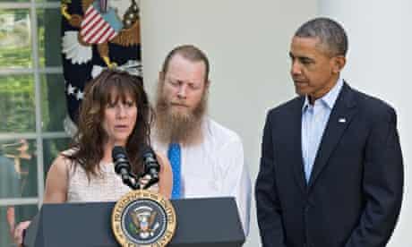 US President Speaks On Release Of Army Sergeant Bowe Bergdahl