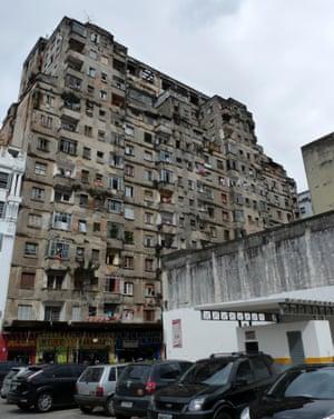 Sao Paulo: Julia Cristianini building