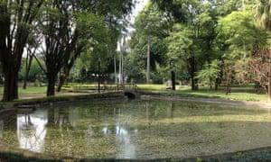 Sao Paulo: Jardim da Luz