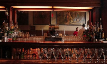Tosca, San Francisco's iconic North Beach bar, was revived with the help of actor Sean Penn, a regular there.