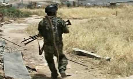 Sunni insurgents seize control of Iraq's second largest city