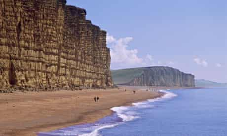 England Dorset Bridport West Bay