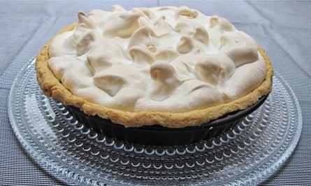 Felicity Cloake perfect lemon meringue pie