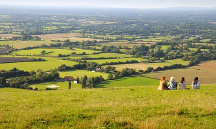 Part of the South Downs in Sussex could become a UN biosphere