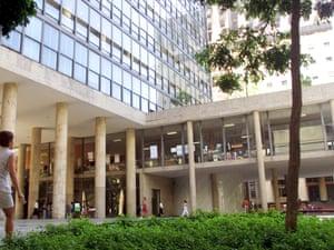 Ministry of Education and Health, Rio de Janeiro
