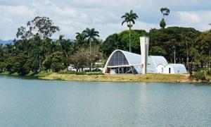 Igreja de Sao Francisco de Assis, Minas Gerais