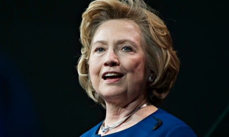 Hillary Clinton\'s scrunchie: the truth | Fashion | The Guardian