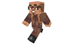 Minecraft: here's one I made earlier