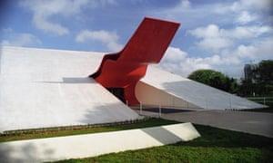 Ibirupeira Auditorium, Sao Paolo