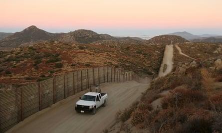us border patrol us mexico border