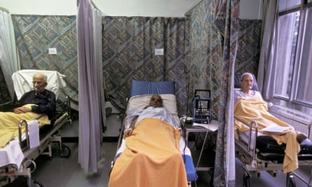 bed blocking in hospital