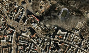 Skybox Imaging photograph of Kiev, Ukraine