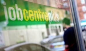 A Job Centre Plus branch.