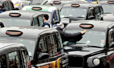 Taxi drivers to cause travel chaos