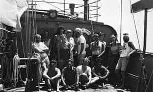 Rainbow Warrior Crew