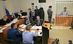 Pete Willcox Detention Hearing in St. Petersburg
