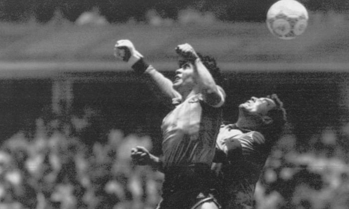 An A Z Of The Mexico 86 World Cup Football The Guardian