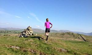 Live Better: Kate Carter fell running