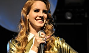 Lana Del Ray Performs At Scala In London