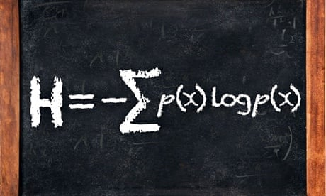 Without this equation there would have been no internet