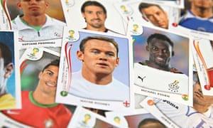 World Cup Sticker Albums