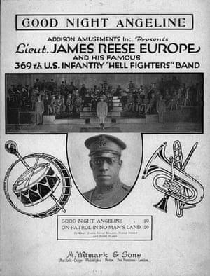 Great War: sheet music