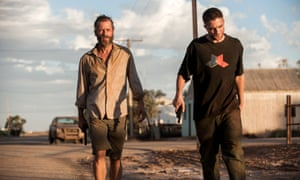 The Rover Review An Australian Road Movie That Runs Out Of
