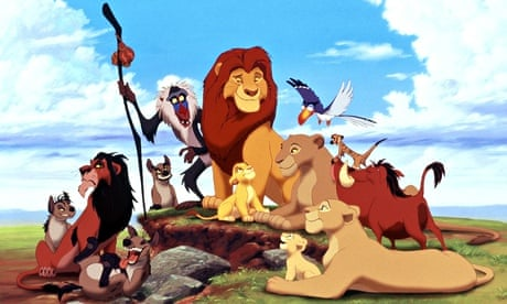 The Lion King's old-school simplicity roars on | Film | The Guardian