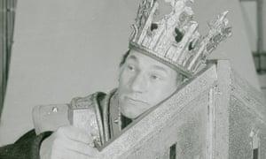Patrick Stewart as King John in 1970