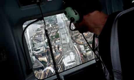Tim Dowling views the Shard