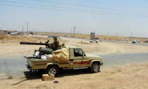 Kurdish Peshmerga forces take control of Toz Khormato after Isis militants took control of the northern Iraqi city of Mosul and attacked parts of the city of Kirkuk.