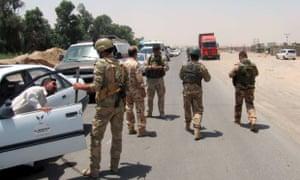Kurdish Peshmerga forces take control of Toz Khormato.