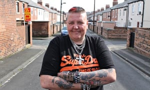 Focusing on individuals … Ann in Britain's Benefits Tenants. Photograph: Channel 4