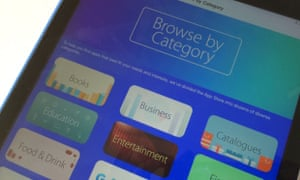 Apple's App Store set new records in 2014