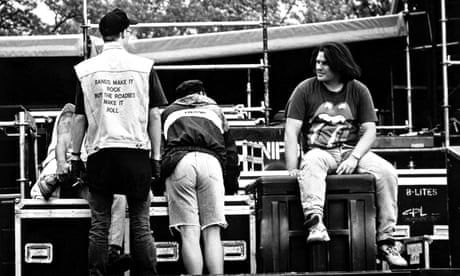 The end of the roadie: how the backstage boys grew up