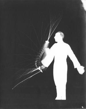 Foil Salute, 1938.