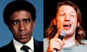 """Richard Pryor and Richard Herring"""