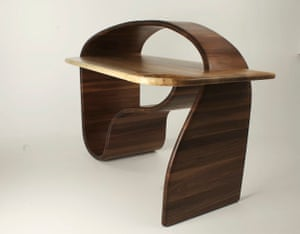 A-Z student art shows: Dave Guest, furniture making, Leeds College of Art