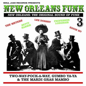 10 best: New Orleans Funk