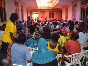 TIENS seminar Uganda