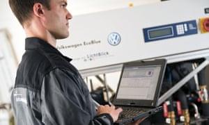 Lichtblick check Volkswagen home power plant.