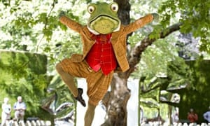 Mr Toad from The Wind in the Willows
