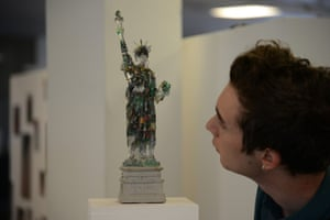 A-Z student art shows: Chris Godfrey, graphic design, Kingston University