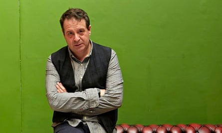 Comedian Mark Thomas, whose new show Cuckooed will debut at the Edinburgh festival in August.