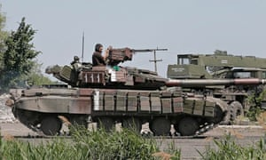 Ukraine tanks