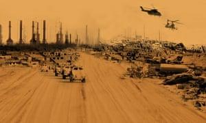 Matthew Richardson on Iraq