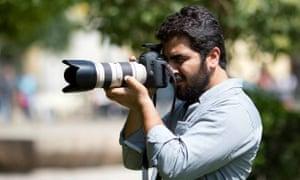 新闻摄影师Kamran Najm Ibrahim最近但未注明日期的家庭成员。